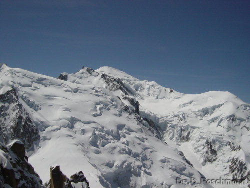höchste berge europa